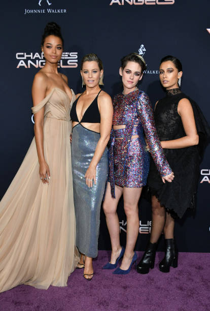 "Premiere Of Columbia Pictures' ""Charlie's Angels"" - Red Carpet:ニュース(壁紙.com)"