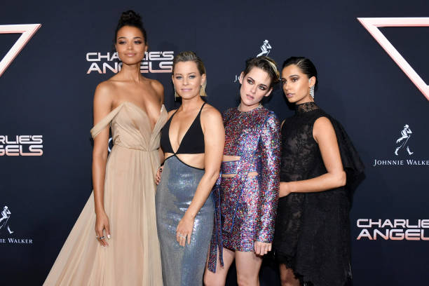 """Premiere Of Columbia Pictures' """"Charlie's Angels"""" - Red Carpet:ニュース(壁紙.com)"""