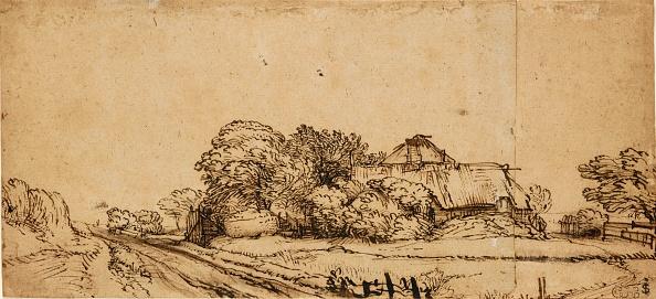 17th Century「Farm Buildings Beside A Road」:写真・画像(17)[壁紙.com]