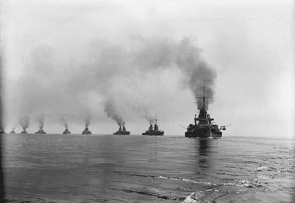 Northern European Descent「German Navel Fleet At Sea」:写真・画像(8)[壁紙.com]