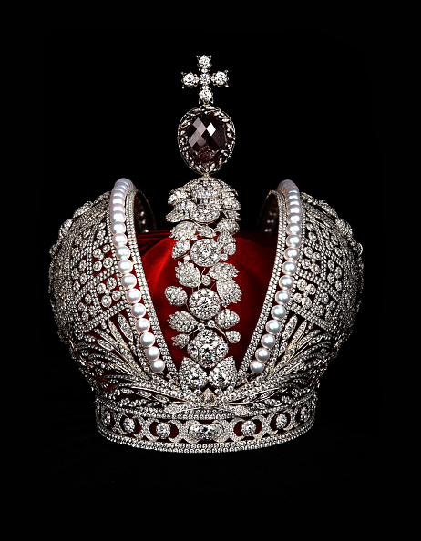 Crown - Headwear「The Imperial Crown Of Catherine Ii The Great.」:写真・画像(3)[壁紙.com]
