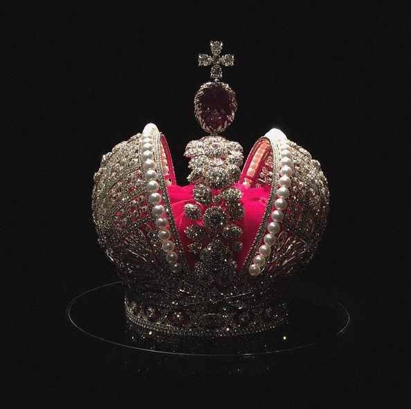 Gemstone「The Imperial Crown Of Catherine Ii The Great.」:写真・画像(9)[壁紙.com]