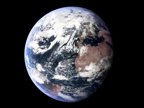 Earth「アース、アトランティックの有名な」:スマホ壁紙(4)