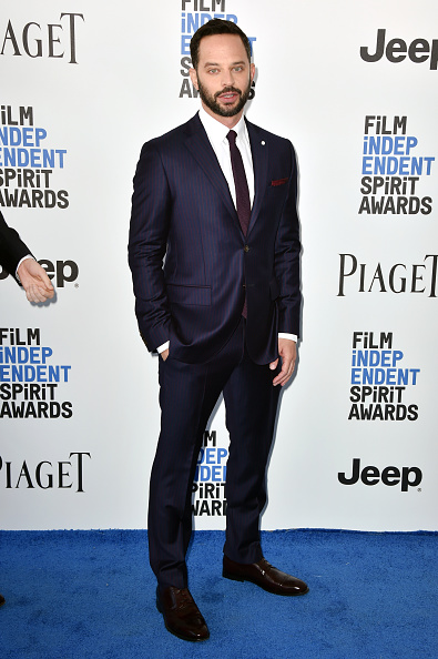 Pocket Square「2017 Film Independent Spirit Awards  - Arrivals」:写真・画像(9)[壁紙.com]