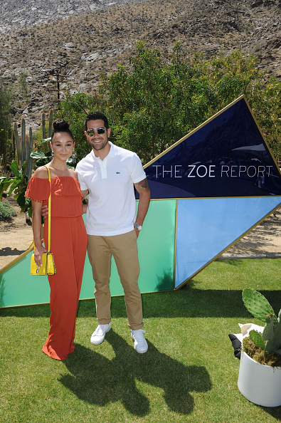Polo Shirt「ZOEasis Presented By The Zoe Report And Guess」:写真・画像(16)[壁紙.com]