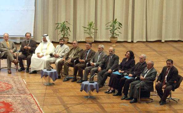 Iraqi Governing council「Iraqi Council Holds Inaugural Session 」:写真・画像(16)[壁紙.com]