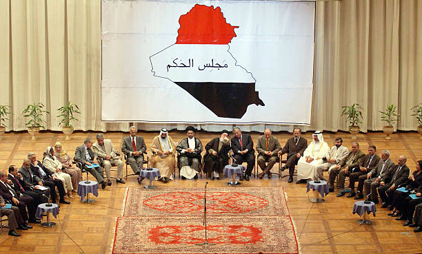 Iraqi Council Holds Inaugural Session :ニュース(壁紙.com)