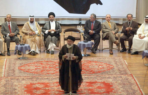 Iraqi Governing council「Iraqi Council Holds Inaugural Session 」:写真・画像(6)[壁紙.com]
