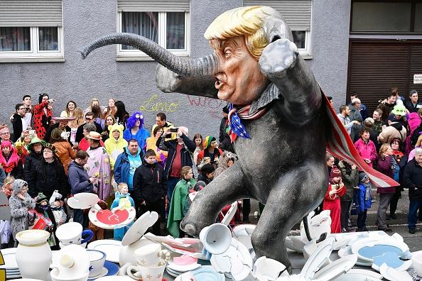 Carnival - Celebration Event「Political Satire Dominates Rose Monday Carnival Parades」:写真・画像(11)[壁紙.com]