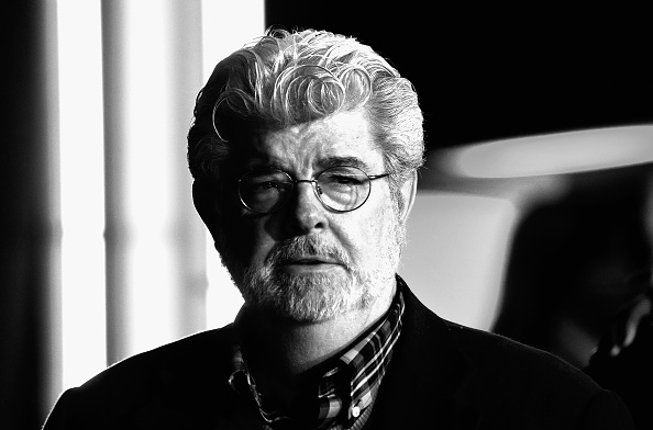 """George Lucas「An Alternative View Of The Premiere Of Walt Disney Pictures And Lucasfilm's """"Star Wars: The Force Awakens""""」:写真・画像(6)[壁紙.com]"""