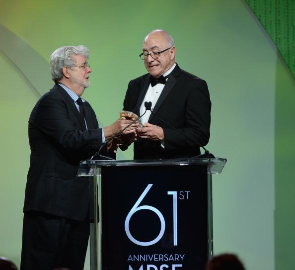 George Lucas「61st Motion Picture Sound Editors (MPSE) Golden Reel Awards - Reception And Show」:写真・画像(9)[壁紙.com]