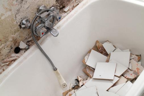 Unhygienic「Demolished bath tub」:スマホ壁紙(19)