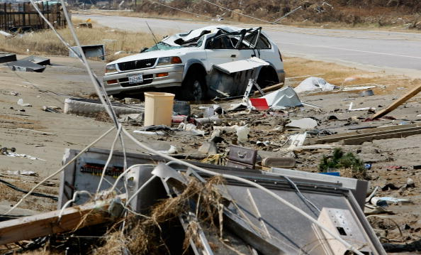 Gilchrist - Texas「Coastal Texas Faces Heavy Damage After Hurricane Ike」:写真・画像(1)[壁紙.com]