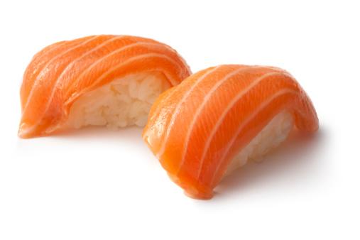Sake「Sushi: Salmon Sake」:スマホ壁紙(18)