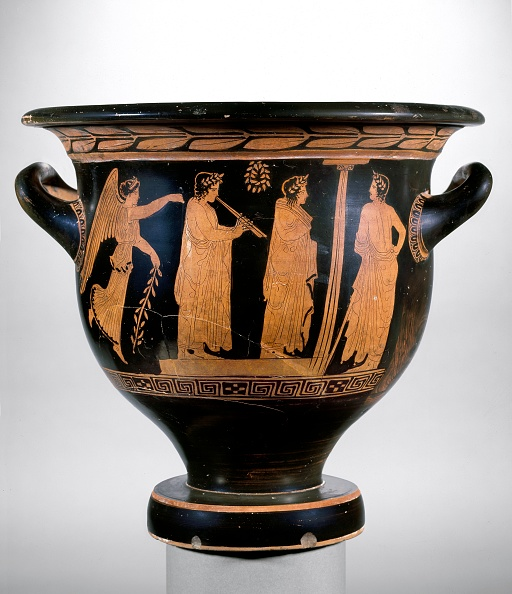 Pottery「Red Figure Bell Krater」:写真・画像(10)[壁紙.com]