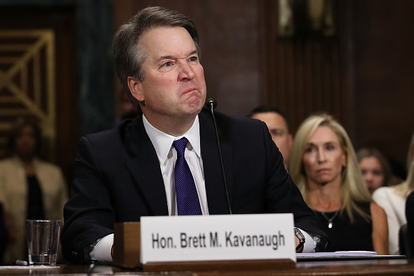 Testimony「Dr. Christine Blasey Ford And Supreme Court Nominee Brett Kavanaugh Testify To Senate Judiciary Committee」:写真・画像(15)[壁紙.com]