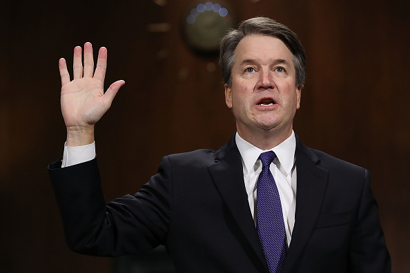 Testimony「Dr. Christine Blasey Ford And Supreme Court Nominee Brett Kavanaugh Testify To Senate Judiciary Committee」:写真・画像(16)[壁紙.com]