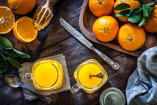 Vegetable Juice「Preparing orange juice at home」:スマホ壁紙(1)