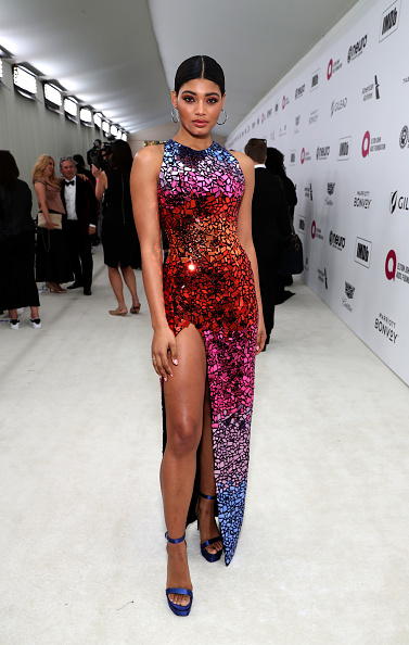 Multi Colored「27th Annual Elton John AIDS Foundation Academy Awards Viewing Party Sponsored By IMDb And Neuro Drinks Celebrating EJAF And The 91st Academy Awards - Red Carpet」:写真・画像(16)[壁紙.com]