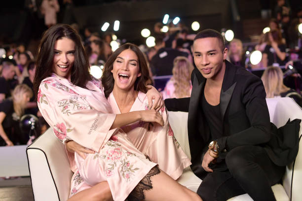 Olivier Rousteing - Fashion Designer「2017 Victoria's Secret Fashion Show In Shanghai - Hair & Makeup」:写真・画像(7)[壁紙.com]