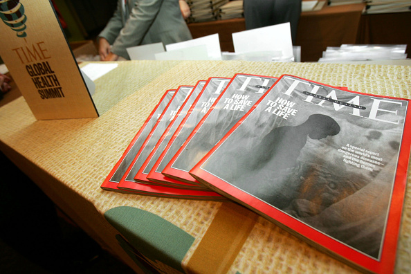 Time Magazine「Time Magazine Global Health Summit Held In New York」:写真・画像(3)[壁紙.com]