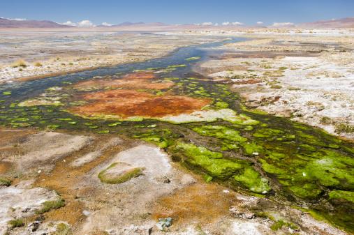 Bolivian Andes「Laguna Salada (Polski)」:スマホ壁紙(3)