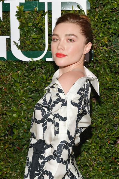 上半身「Teen Vogue's 2019 Young Hollywood Party Presented By Snap - Arrivals」:写真・画像(4)[壁紙.com]
