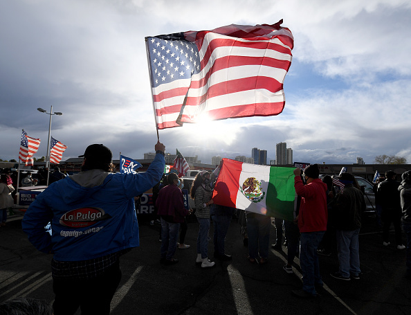 Decisions「Supporters Of Joe Biden Celebrate Across The Country, After Major Networks Project Him Winning The Presidency」:写真・画像(5)[壁紙.com]