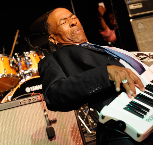 Gulf Coast States「New Orleans Musicians For Obama Event」:写真・画像(4)[壁紙.com]
