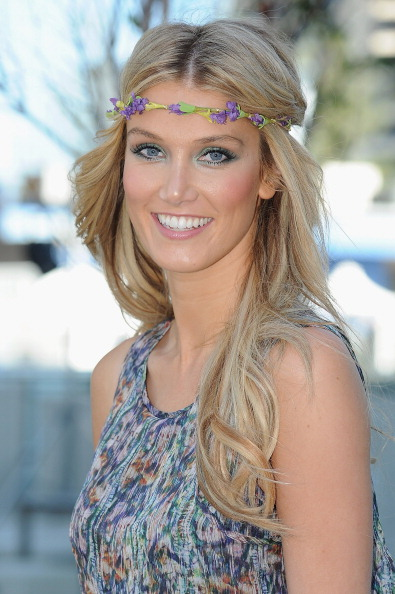 Green Eyeshadow「Delta Goodrem Opens The Gold Coast's Newest Hotel」:写真・画像(17)[壁紙.com]