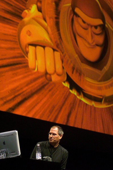 Pixar「Steve Jobs at Macworld」:写真・画像(4)[壁紙.com]