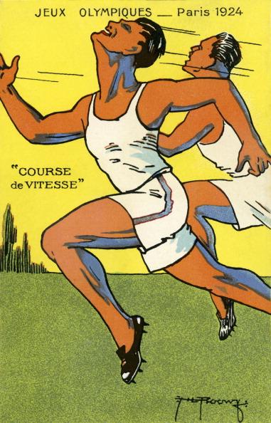 オリンピック「Olympics   1924 Paris France. Sprinters」:写真・画像(12)[壁紙.com]
