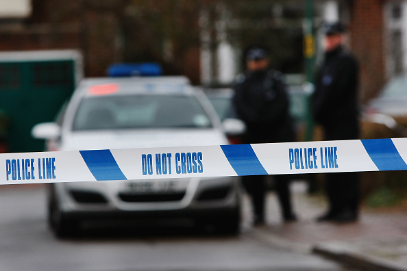 London - England「Policeman Dies After Domestic Call-out」:写真・画像(18)[壁紙.com]