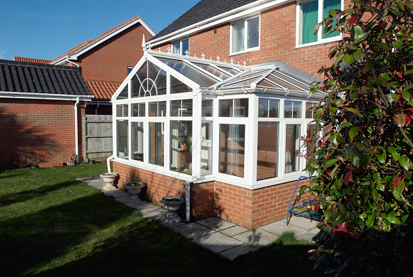 Norfolk - England「Modern detached house with conservatory, Norwich, Norfolk, UK」:写真・画像(12)[壁紙.com]