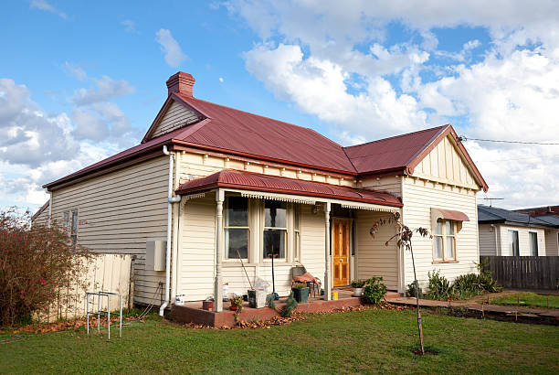 Tasmanian Cottage:スマホ壁紙(壁紙.com)