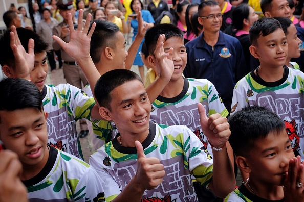 "Rescue「Thailand Cave Rescue For ""Wild Boars"" Soccer Team」:写真・画像(2)[壁紙.com]"