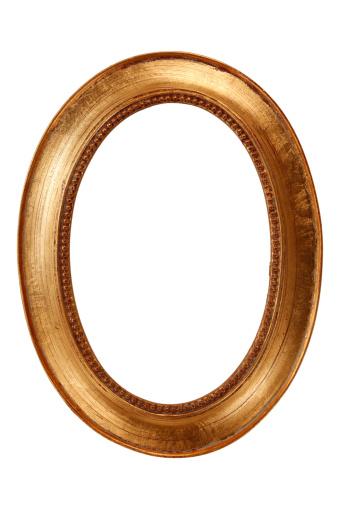 Baroque Style「Oval gold frame XXXL」:スマホ壁紙(18)