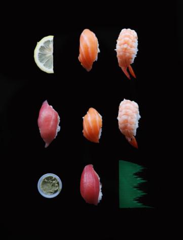 Wasabi「Sushi and the Accompaniments  」:スマホ壁紙(9)