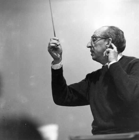 Conductor's Baton「Aaron Copland」:写真・画像(15)[壁紙.com]
