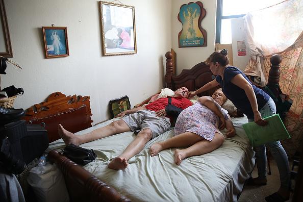 Damaged「Puerto Rico Faces Extensive Damage After Hurricane Maria」:写真・画像(16)[壁紙.com]