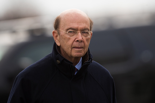 Wilbur Ross「Donald Trump Holds Weekend Meetings In Bedminster, NJ」:写真・画像(5)[壁紙.com]