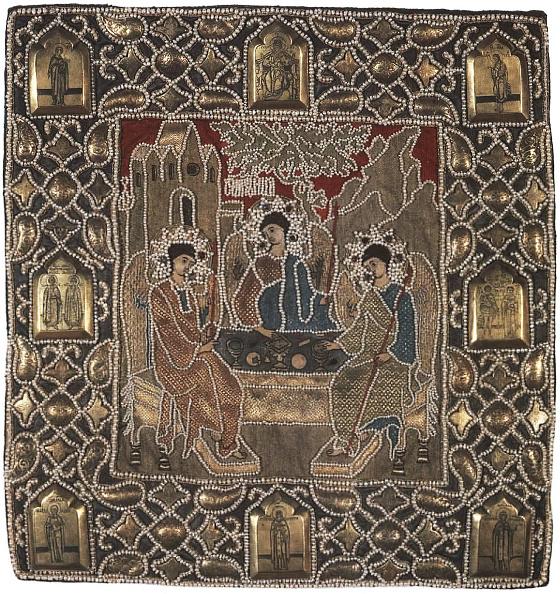Precious Gem「The Holy Trinity (Podea) The Donation By Tsar Boris Godunov To The Monastery」:写真・画像(17)[壁紙.com]