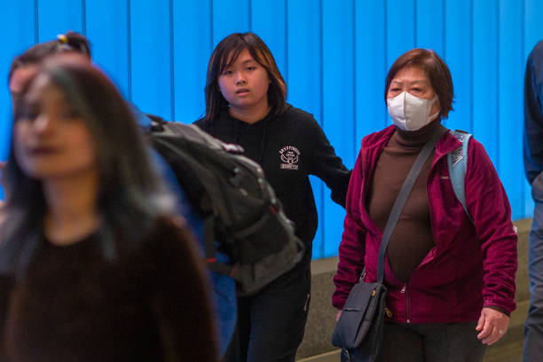 Three US Airports To Conduct Health Screenings For Coronavirus From China:ニュース(壁紙.com)