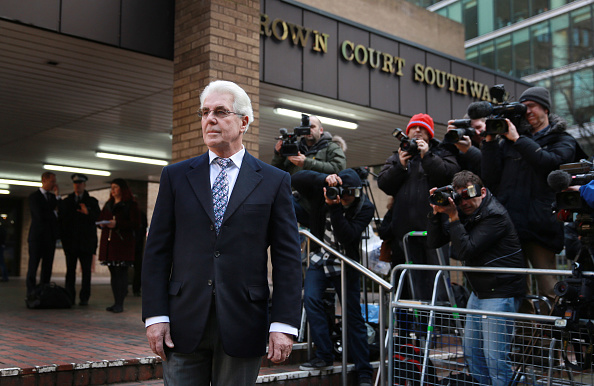 Max Clifford「Publicist Max Clifford On Trial For Alleged Sexual Assault」:写真・画像(2)[壁紙.com]
