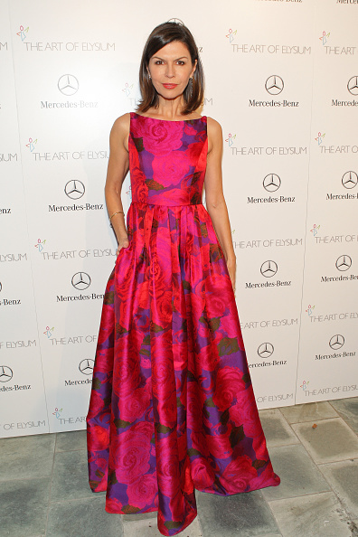 Evening Gown「The Art of Elysium's 7th Annual HEAVEN Gala Presented by Mercedes-Benz - Red Carpet」:写真・画像(12)[壁紙.com]