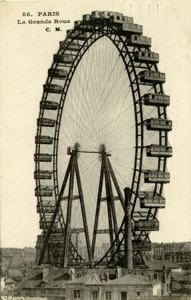 City Life「Grande Roue de Paris (ferris wheel)」:写真・画像(8)[壁紙.com]