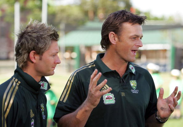 Adam Gilchrist「Milo Have-A-Go Launch 2007-08」:写真・画像(12)[壁紙.com]