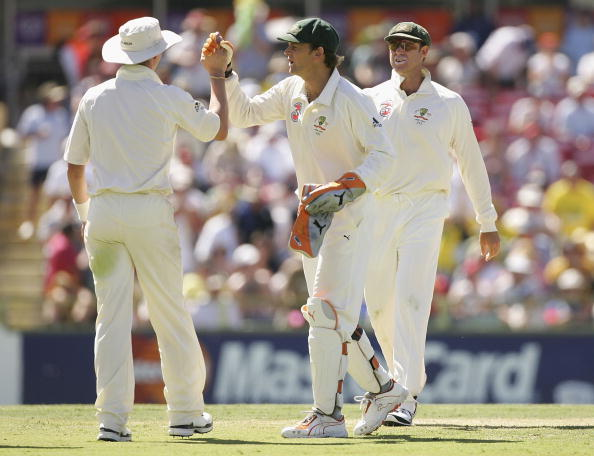Adam Gilchrist「MasterCard At The Third Ashes Test」:写真・画像(14)[壁紙.com]