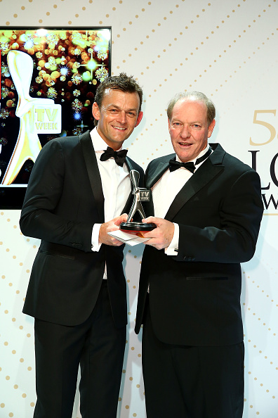 Adam Gilchrist「2016 Logie Awards - Awards Room」:写真・画像(5)[壁紙.com]