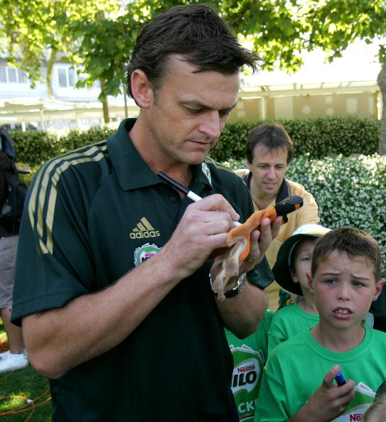 Adam Gilchrist「Milo Have-A-Go Launch 2007-08」:写真・画像(10)[壁紙.com]